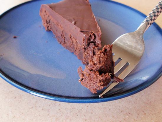 Flourless Chocolate Torte - Handle the Heat