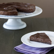 Vegan Chocolate Torte