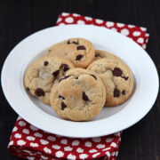 Easy Chocolate Chip Cookies 2