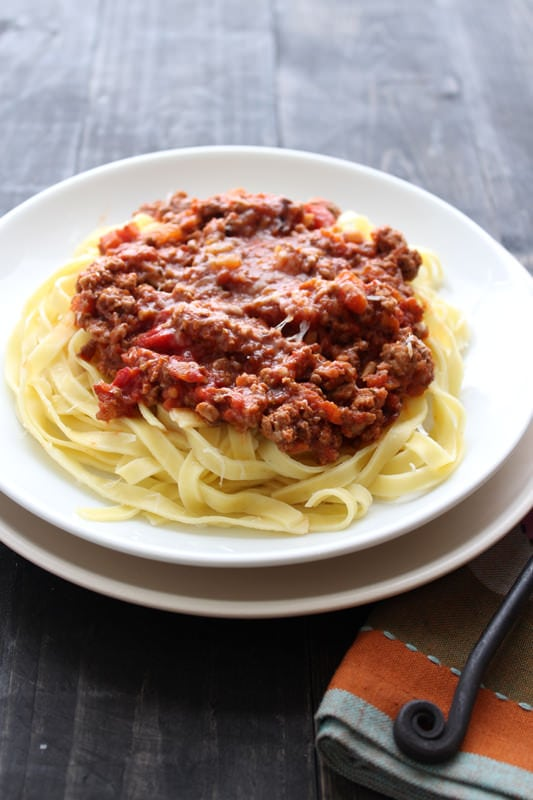 Best Bolognese Sauce Recipe
