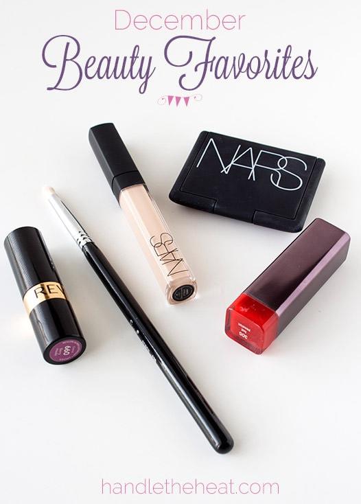 December Beauty Favorites