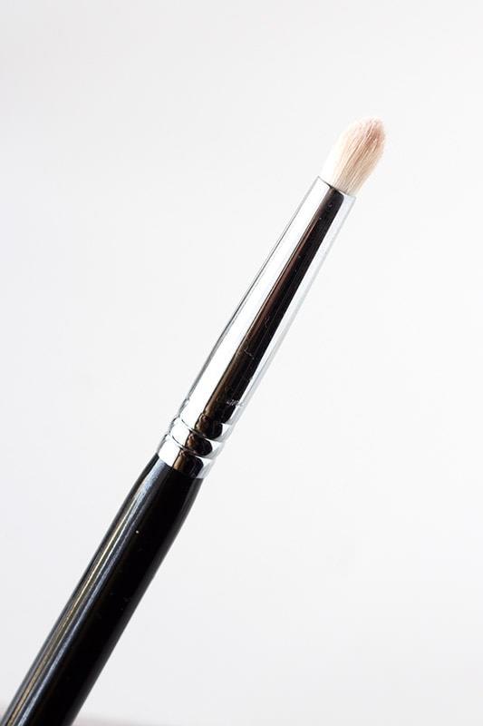 December Beauty Favorites Sigma E30 Pencil Brush