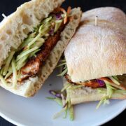 Spicy Blackened Chicken Sandwiches
