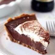 Kahlua Pudding Pie
