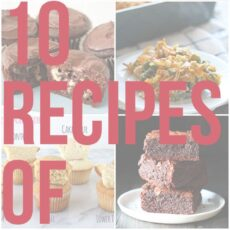 The BEST and most popular recipes I've shared in 2014! Did your favorites make the cut?